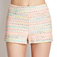 Sweet Thing Tweed Shorts
