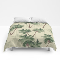 Palm Trees Comforters by Smyrna