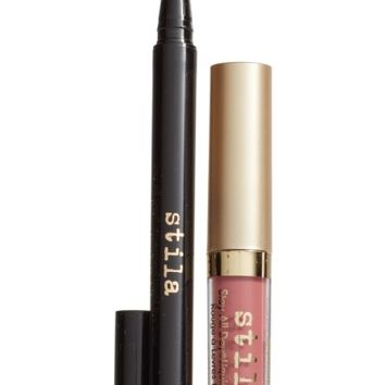 stila stay all day® liner & lipstick duo ($34 Value) | Nordstrom