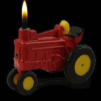 Farmer's Tractor Butane Lighter