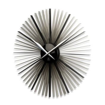 Cupecoy Design Daisy Acrylic Wall Clock