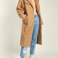 Faux-shearling coat | Off-White | MATCHESFASHION.COM US