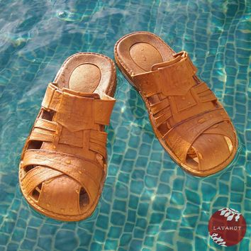Brown Clog™ - Pali Hawaii Sandals