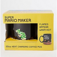 Super Mario Bowser Heat Changing Coffee Mug - 20 oz. - Spencer's