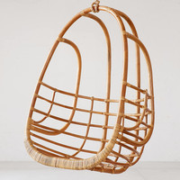 Tenley Rattan Swing Chair | Urban Outfitters