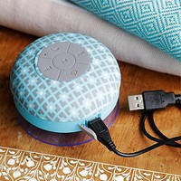 Aduro Womens Aqua Sound Shower Speaker