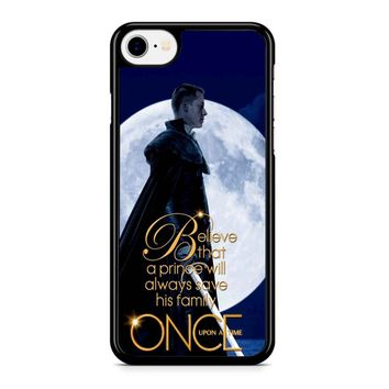 Once Upon A Time Believe Iphone 8 Case