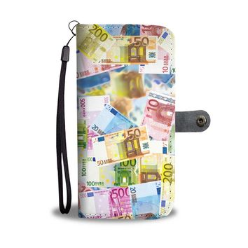 Euros Phone Wallet Case