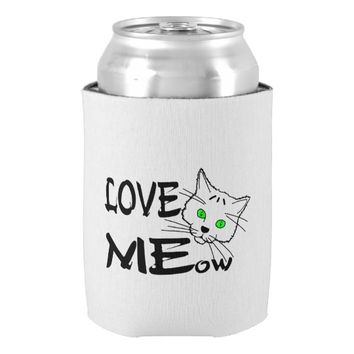 Love MEow Can Cooler