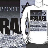 Support Israel by morningdance