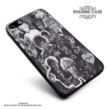 Evan Peters American Horror story Face case cover for iphone, ipod, ipad and galaxy series