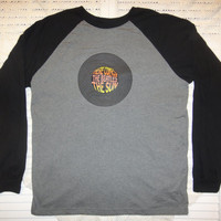 Here Comes The Sun The Beatles Album Long Sleeve Tee~Great for gifts! Packaged in a mason jar tagged with Tea and Sugar