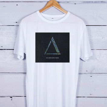 alt-j an awesome wave Tshirt T-shirt Tees Tee Men Women Unisex Adults