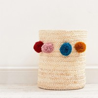 Pimkie Pom Pom Basket at asos.com