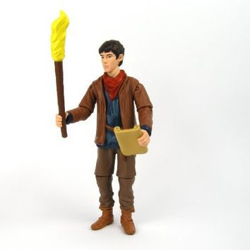 The Adventures of Merlin Action Figures - Set of Four