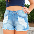High Noon High Rise Shorts