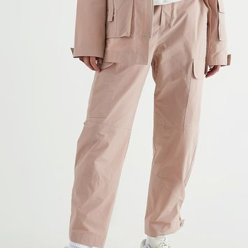 Pink Working Pants