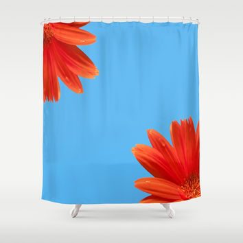 spring Shower Curtain by Anabprego