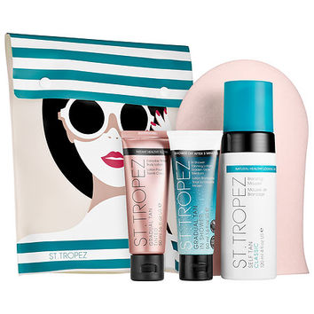 Sunshine Ready Kit - St. Tropez Tanning Essentials | Sephora