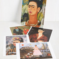 You Had Me At Kahlo Art Print Set