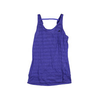Adidas Womens Knit Fitness Tank Top