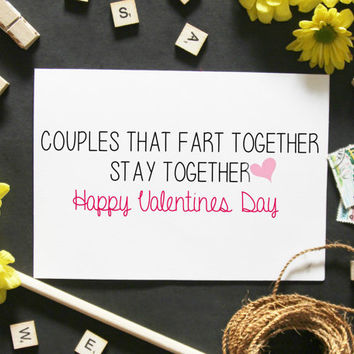 Funny Valentine Card, For Boyfriend, For Him, Humor Valentine, Anniversary, Boyfriend, Husband