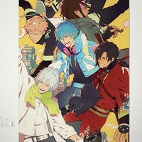 DRAMAtical Murder DMMD NOIZ Seragaki Aoba Virus Home Decor Poster Wall Scroll Anime Janpanese New 23.6x34.5 Inches -P137031001