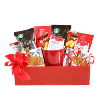 Starbucks Happy Holidays Box - Kmart
