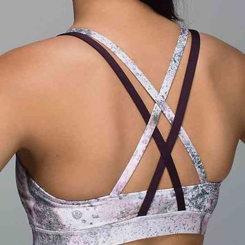 energy bra | women's sports bras | lululemon athletica