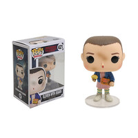 Funko Stranger Things Pop! Television Eleven With Eggos Vinyl Figure