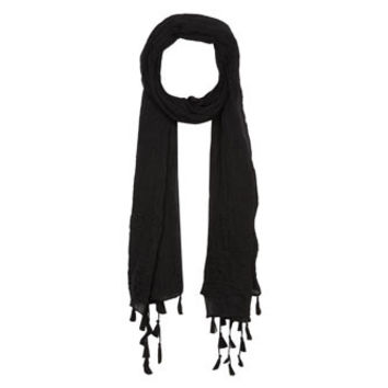 Do Everything in Love Tassel Scarf
