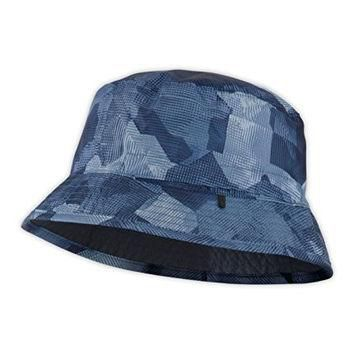 The North Face Sun Stash Hat Moonlight Blue Depth Camo Print/Cosmic Blue L/XL