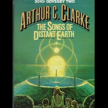 The Songs of Distant Earth by Arthur C. Clarke (Hardcover 1986)