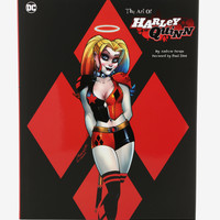 The Art Of Harley Quinn Book
