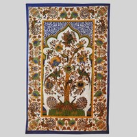 Tree Of Life Pheasant Tapestry