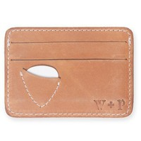 Whipping Post - Mojave Brown Leather Pickers Wallet - Accessories