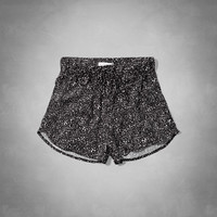 Madeline Printed Shorts