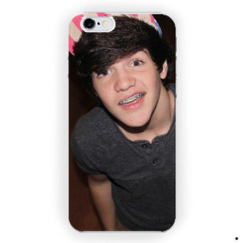 Aaron Braden Carpenter Funny Magcon Boy For iPhone 6 / 6 Plus Case