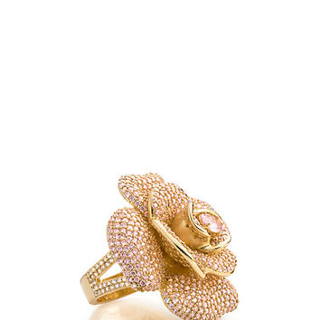 blooming marvelous rose ring