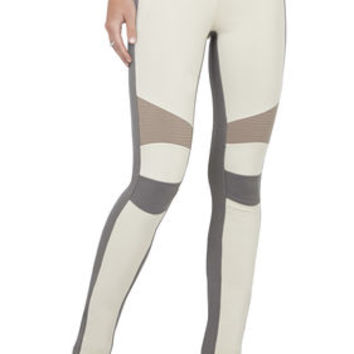 BCBG Kervin Color-Blocked Legging