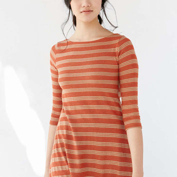 BDG Boaty Striped T-Shirt Dress - Urban Outfitters