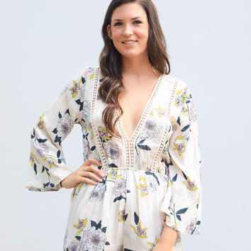 Stroll in the Park Romper