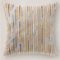 Buy Velvet Chevron Cushion from the Next UK online shop