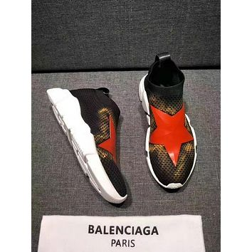 Balenciaga Speed Trainers Stretch Knit Sneakers Style #15 - Sale
