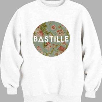 Bastille Flower Sweater for Mens Sweater and Womens Sweater *
