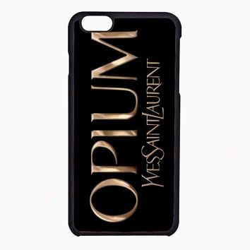 Yves Saint Laurent s Opium FOR IPHONE 6 CASE NEWEST **