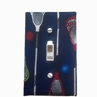 Lacrosse Light Switch Cover