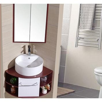 Bathroom corner. 90 degrees of corner bath ark right-angle wash face basin to wash your hands