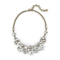 Crystal Marquee Necklace
