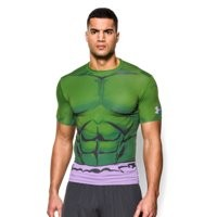 Under Armour Mens Under Armour Alter Ego Short Sleeve Compression Shirt